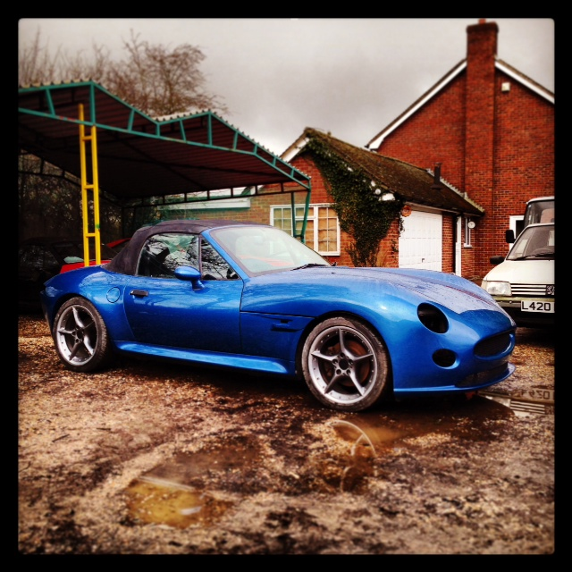 Bmw Z 3 For Sale: BMW Z3 Bertini GT25