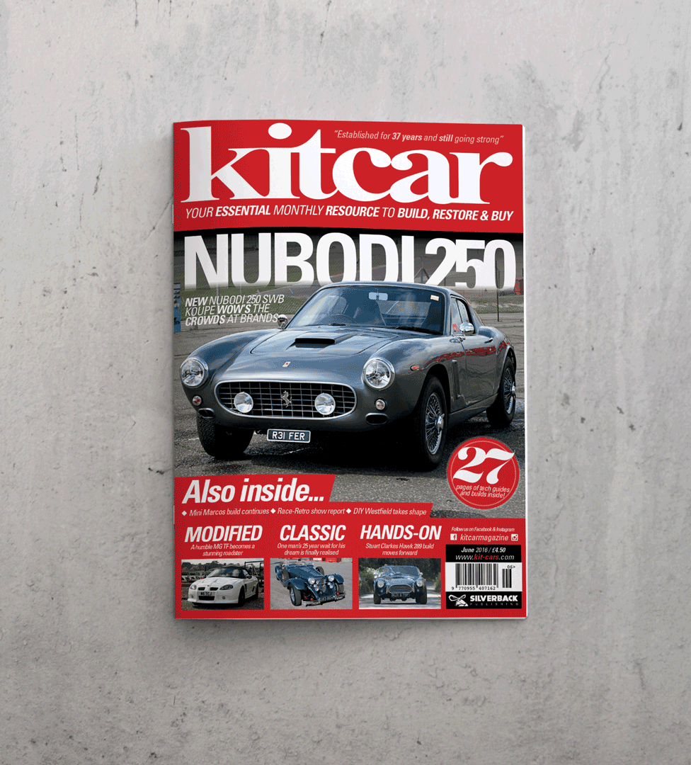 About Us - Kit Car Magazine